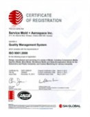 ISO 9001:2008 + AS9100C icon